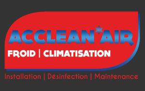 Logo Acclean'Air