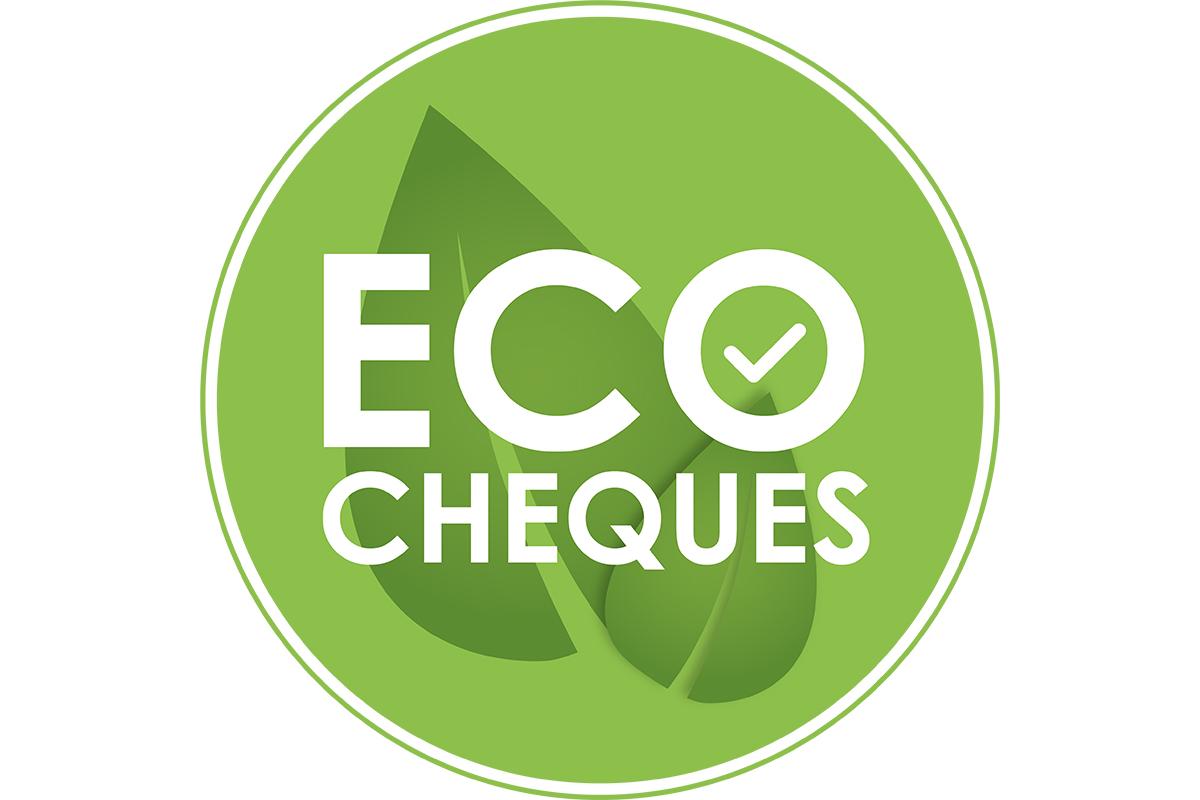 Ecochèque logo